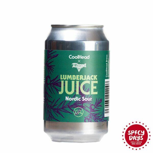 Coolhead Lumberjack Juice 0,33l 1