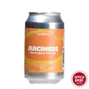 Coolhead Juiciness 0,33l