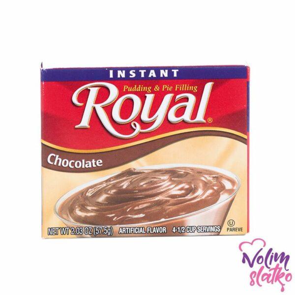 Royal Pudding Chocolate 57,2g 2