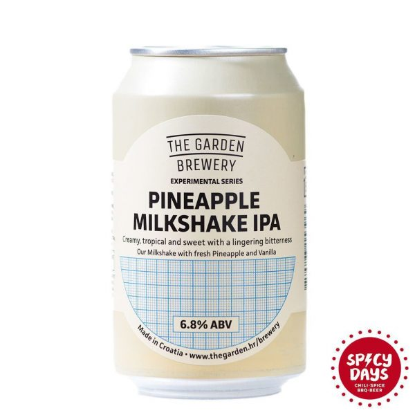 Garden Brewery Pineapple Milkshake IPA 0,33l