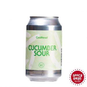 Coolhead Cucumber Sour 0,33l 3