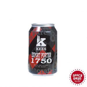 Kees Export Porter 1750 0,33l