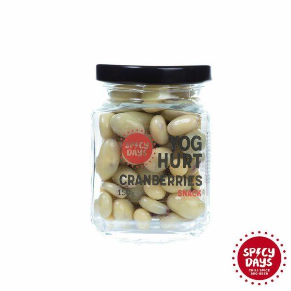 Yoghurt Cranberries Snack 150g 1