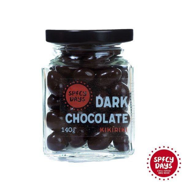 Dark Chocolate Kikiriki 140g 3