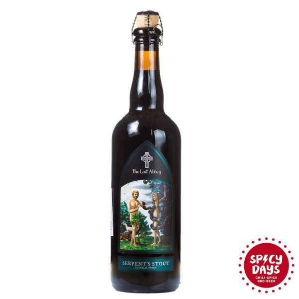 Lost Abbey Serpent's Stout 0,75l 3