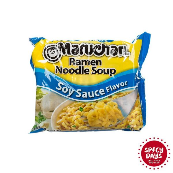 Maruchan Soy Sauce Ramen Noodle Soup 85g 2