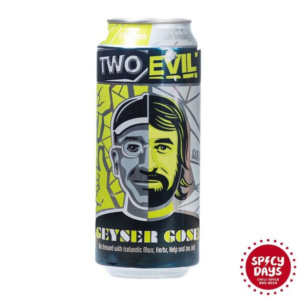 Evil Twin/Two Roads Geyser Gose 0,473l 2