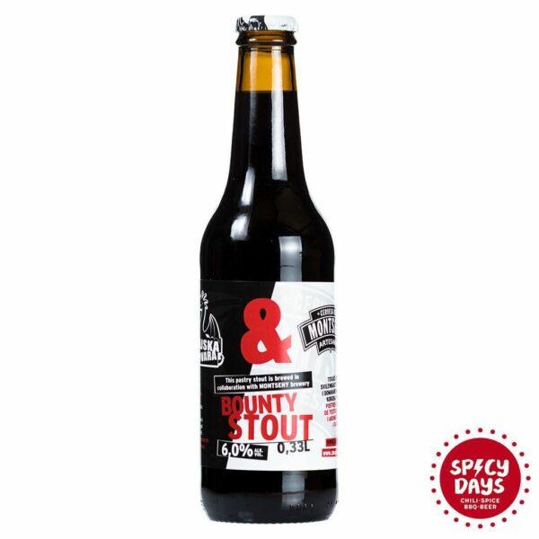 Zmajska pivovara / Montseny - Bounty Stout 0,33l 1