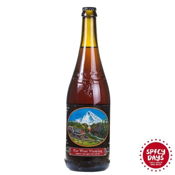Logsdon Farmhouse Ales - Far West Vlaming 0,75l 1