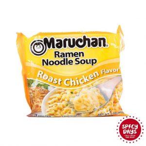 Maruchan Roast Chicken Ramen Noodles 85g 3