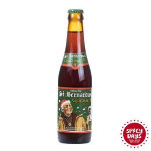 St. Bernardus Christmas Ale 0,33l 3