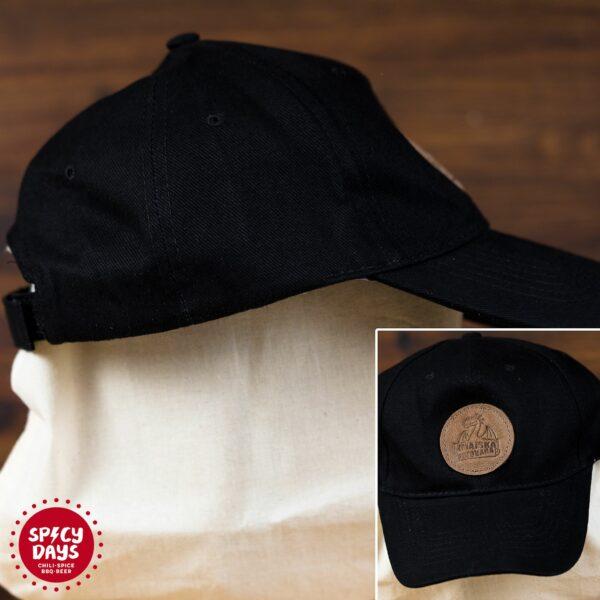 Zmajska pivovara baseball kapa crna 2