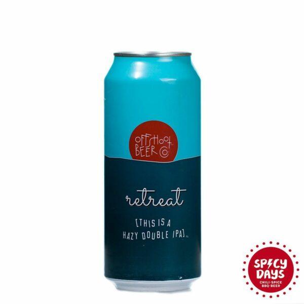 Offshoot Beer Co. Retreat 0,473l 1