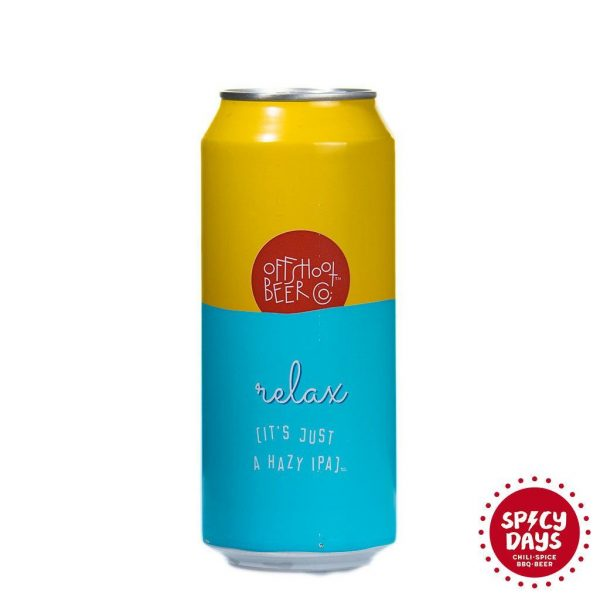 Offshoot Beer Co. Relax 0,473l 1