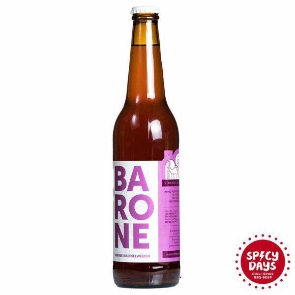 Šibenska pivovara Barone 0,50l 1