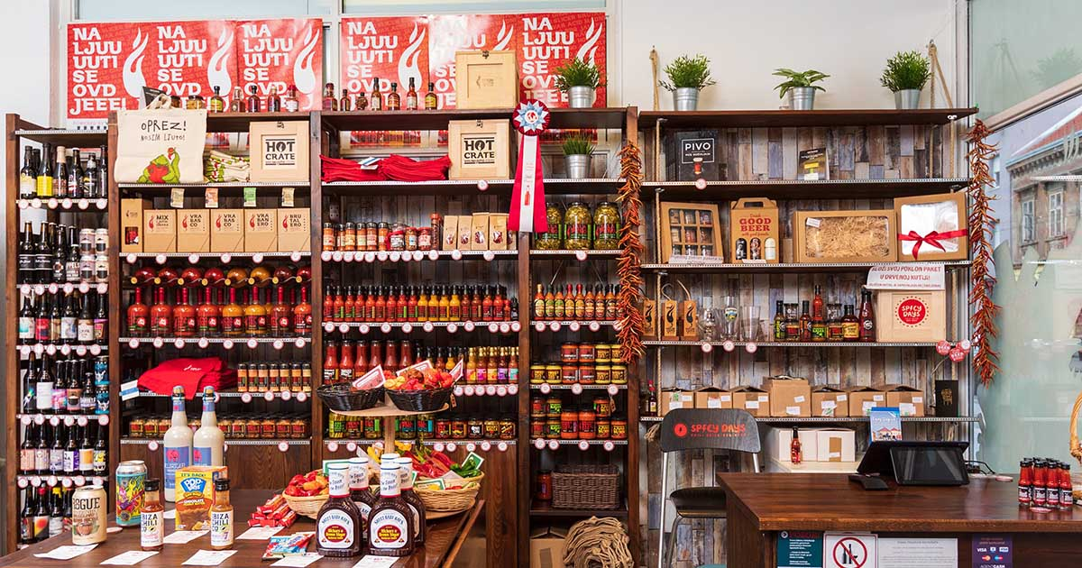 Spicy Days - Chili, Spice, BBQ and Beer shop 11
