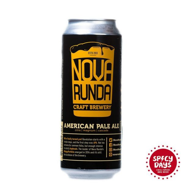 Nova Runda - APA 0,50l 4