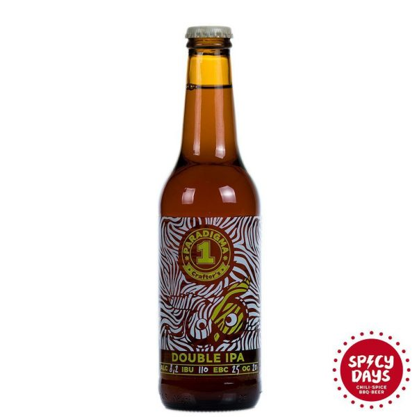Crafter's Paradigma No 1 Double IPA 0,33l 1