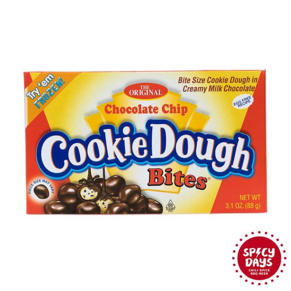Cookie Dough Bites Chocolate chip 88g 1