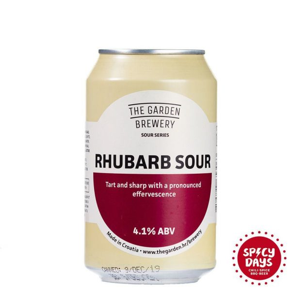 Garden Brewery Rhubarb Sour 0,33l 1