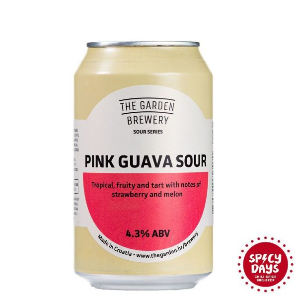 Garden Brewery Pink Guava Sour 0,33l 2