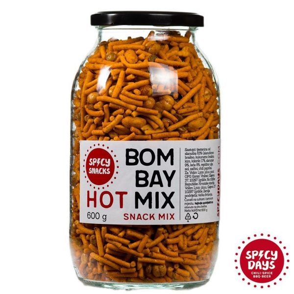 Bombay HOT Snack Mix 600g 1