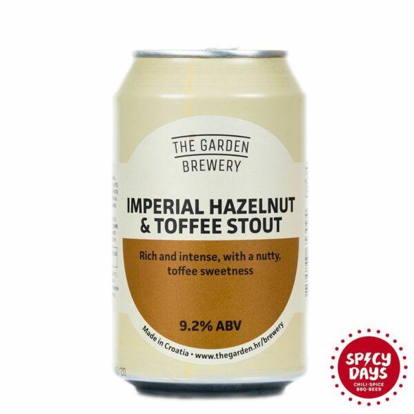 Garden Brewery Imperial Hazelnut & Toffee Stout 0,33l 1