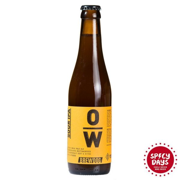 Overworks Prototypical Sour IPA 0,33l 1
