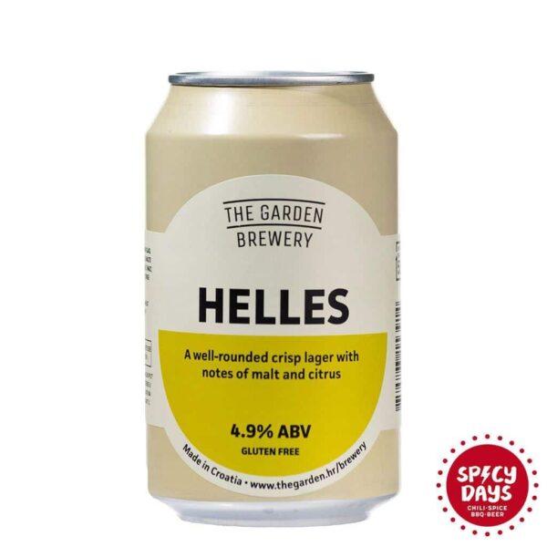 Garden Brewery Gluten Free Helles 0,33l 1