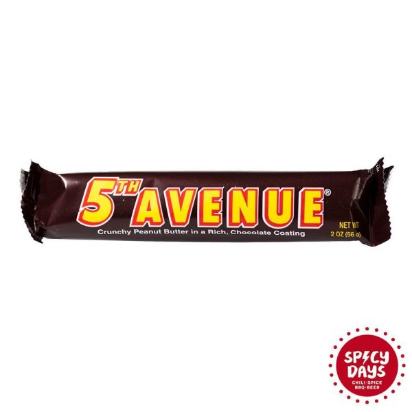Hershey's 5th Avenue Bar 56g 1