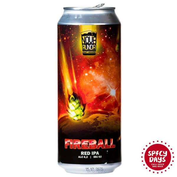 Nova Runda Fireball 0,50l 2