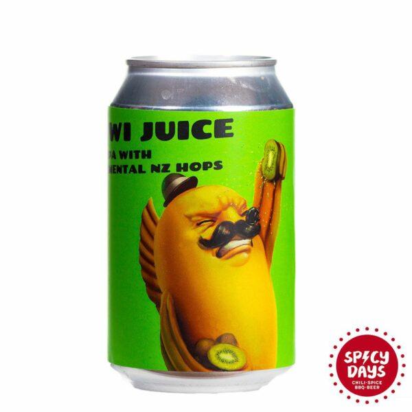 Lobik Kiwi Juice 0,33l 1