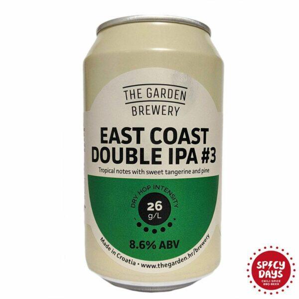 Garden Brewery East Coast DIPA 3 0,33l 1