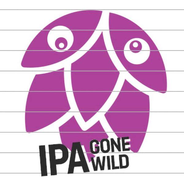 Zmajska pivovara IPA Gone Wild 0,33l (K) 1