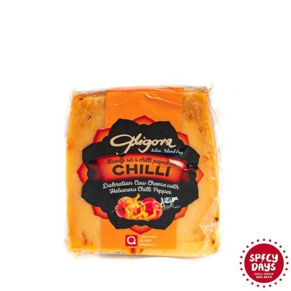 Sir s Habanero chili papričicama Gligora 125g 1