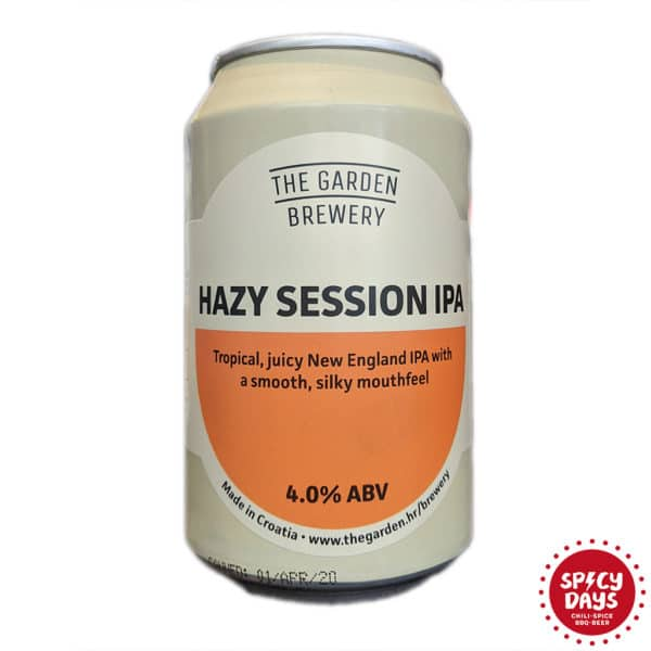 Garden Brewery Hazy Session IPA 0,33l 1