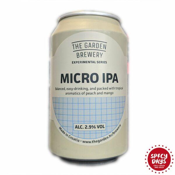Garden Brewery Micro IPA 0,33l 1