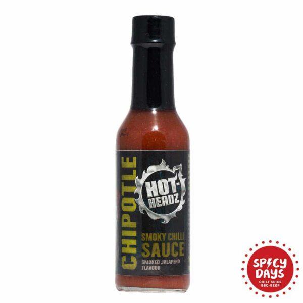 Hot Headz Chipotle Smoky ljuti umak 148ml 1