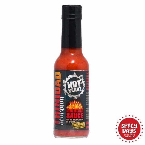 Hot Headz Trinidad Scorpion Lethal Hot ljuti umak 148ml 1