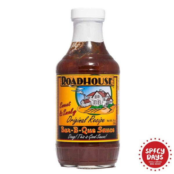 Roadhouse Original Recipe BBQ umak 538ml 1