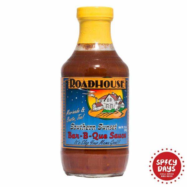 Roadhouse Southern Sunset BBQ umak 538ml 1