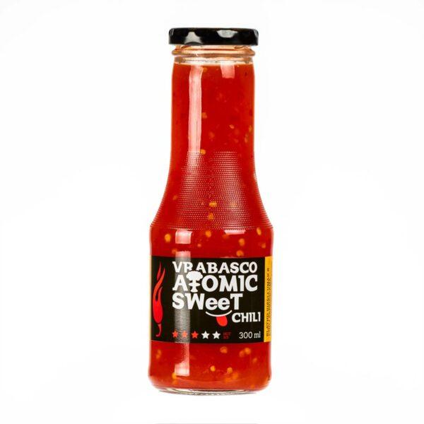 Vrabasco Atomic Sweet Chili slatko ljuti umak 300ml 1