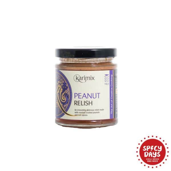 Karimix Peanut Relish namaz 195g 1
