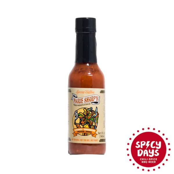 Marie Sharp's Smoked Habanero ljuti umak 148ml 1