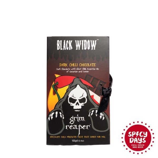 Black Widow Chili čokolada 100g 1
