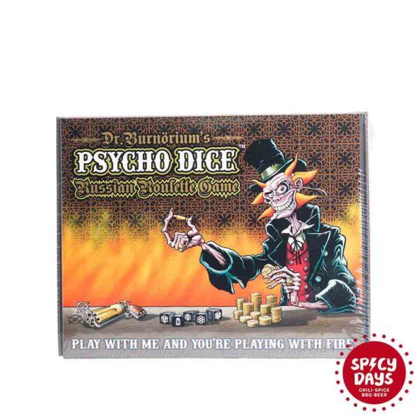 Psycho Dice Russian Roulette igra - obično pakiranje 1