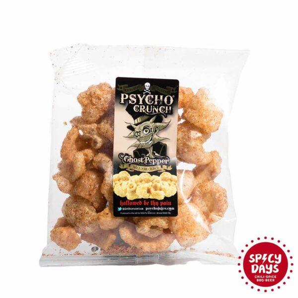 Psycho Naga Pork Crunch 40g 1