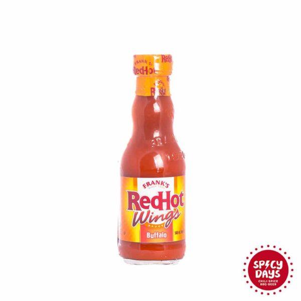 Frank's Red Hot Buffalo Wings umak 148ml 1