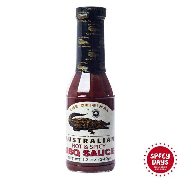 Original Australian Hot & Spicy BBQ umak 340g 1