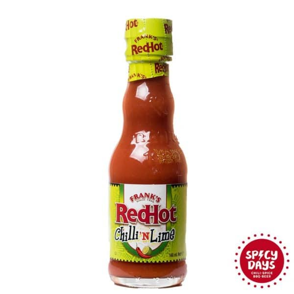 Frank's Red Hot Chili & Lime umak 148ml 1